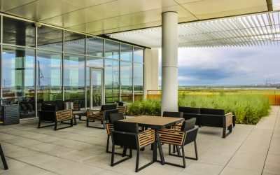 Charleston Tech Center Rooftop and Boardroom Now Available for Events
